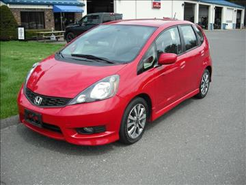 2013 Honda Fit for sale in Westfield, MA