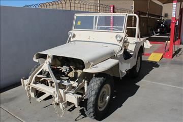 1948 Willys CJ-2 for sale in Scottsdale, AZ