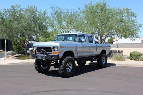 1976 Ford F-250 for sale in Scottsdale, AZ