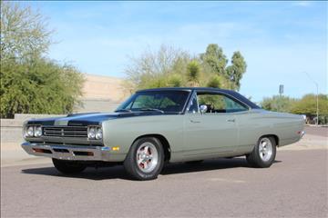 1969 Plymouth Roadrunner for sale in Scottsdale, AZ