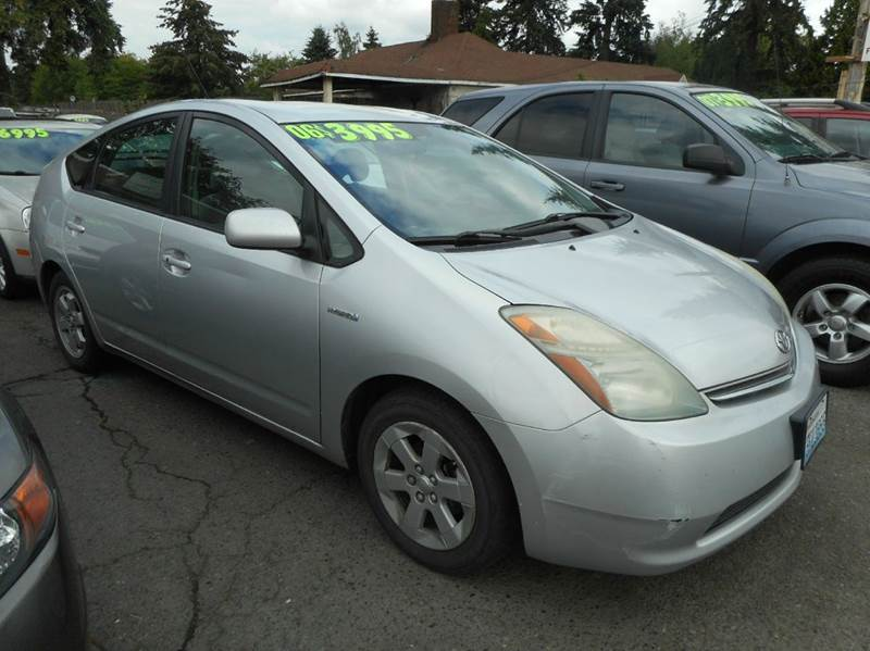 2005 Toyota Prius 4dr Hatchback   Vancouver WA