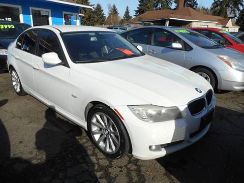 2011 Bmw 3 Series For Sale In Vancouver Wa