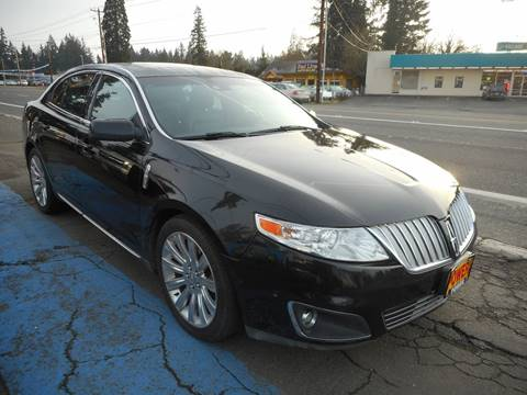 2012 Lincoln MKS for sale in Vancouver, WA