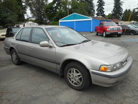 1991 Honda Accord for sale in Vancouver, WA