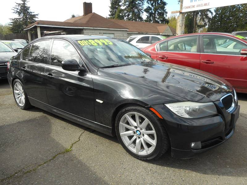 2009 Bmw 3 Series 328i 4dr Sedan Sulev In Vancouver Wa A And L