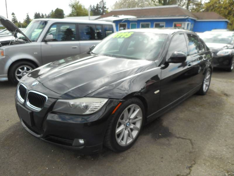 2009 Bmw 3 Series 328i 4dr Sedan Sulev In Vancouver Wa A And