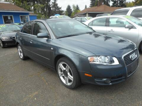 2006 Audi A4 for sale at Lino's Autos Inc in Vancouver WA