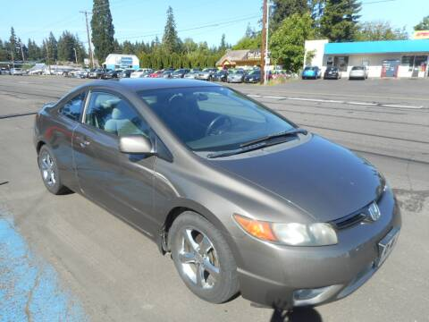 2008 Honda Civic for sale at Lino's Autos Inc in Vancouver WA