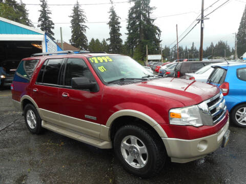 2007 Ford Expedition for sale at Lino's Autos Inc in Vancouver WA