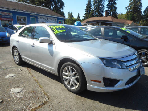2012 Ford Fusion for sale at Lino's Autos Inc in Vancouver WA