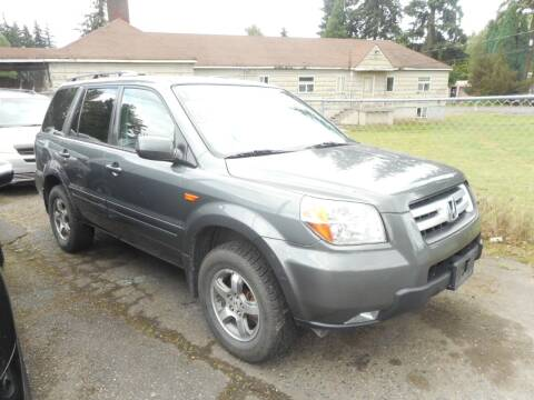 2008 Honda Pilot for sale at Lino's Autos Inc in Vancouver WA