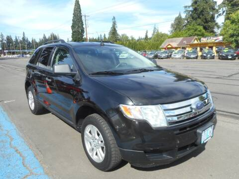 2010 Ford Edge for sale at Lino's Autos Inc in Vancouver WA