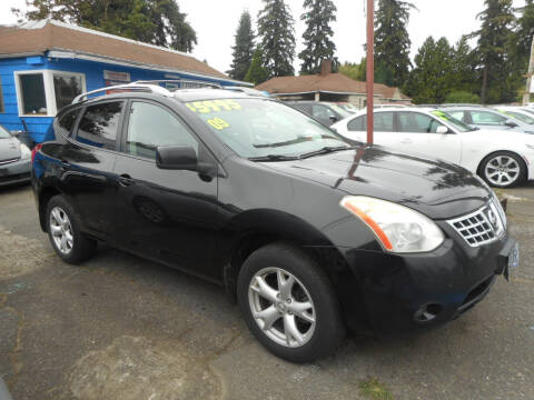 2009 Nissan Rogue for sale at Lino's Autos Inc in Vancouver WA