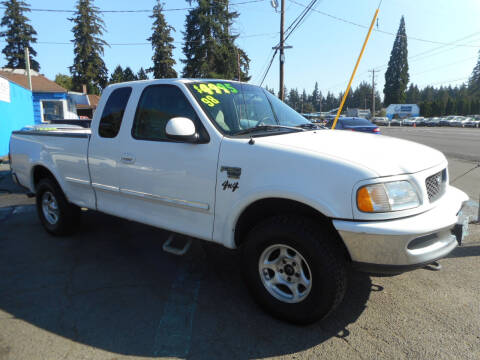 1998 Ford F-150 for sale at Lino's Autos Inc in Vancouver WA