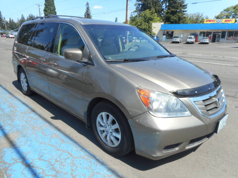2010 Honda Odyssey for sale at Lino's Autos Inc in Vancouver WA