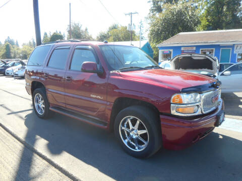 2004 GMC Yukon for sale at Lino's Autos Inc in Vancouver WA