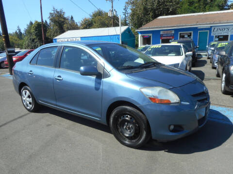 2007 Toyota Yaris for sale at Lino's Autos Inc in Vancouver WA