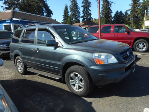 2005 Honda Pilot for sale at Lino's Autos Inc in Vancouver WA