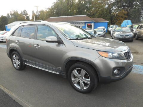 2013 Kia Sorento for sale at Lino's Autos Inc in Vancouver WA