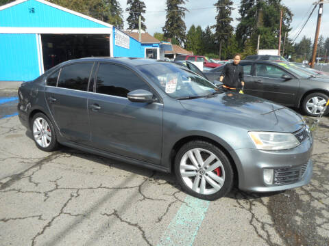 2012 Volkswagen Jetta for sale at Lino's Autos Inc in Vancouver WA
