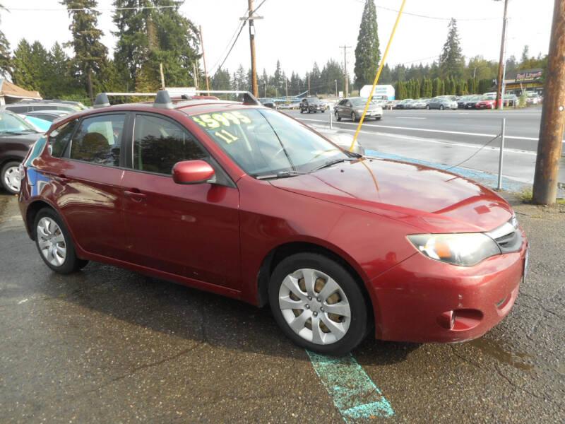 2011 Subaru Impreza for sale at Lino's Autos Inc in Vancouver WA