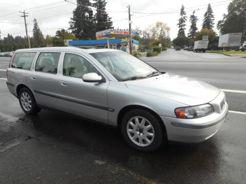 2003 Volvo V70 for sale at Lino's Autos Inc in Vancouver WA