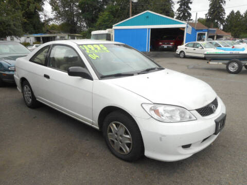 2004 Honda Civic for sale at Lino's Autos Inc in Vancouver WA