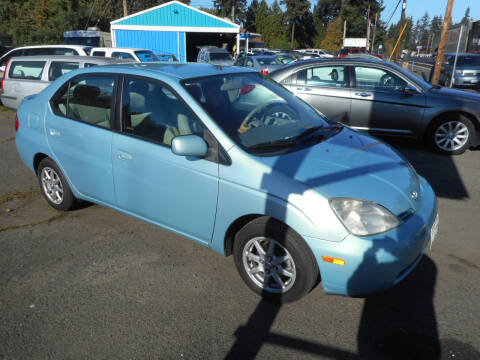2002 Toyota Prius for sale at Lino's Autos Inc in Vancouver WA
