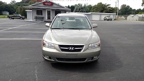 2007 Hyundai Sonata for sale at Kenny's Auto Sales Inc. in Lowell NC