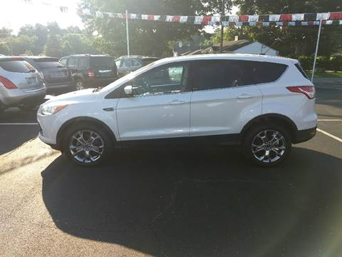 2013 Ford Escape for sale at Kenny's Auto Sales Inc. in Lowell NC