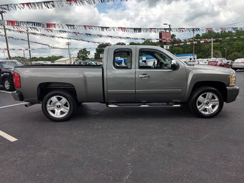 2008 Chevrolet Silverado 1500 for sale at Kenny's Auto Sales Inc. in Lowell NC