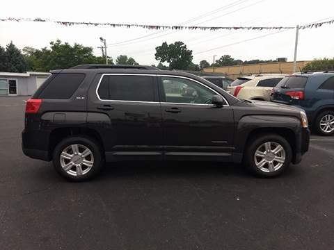 2014 GMC Terrain for sale at Kenny's Auto Sales Inc. in Lowell NC