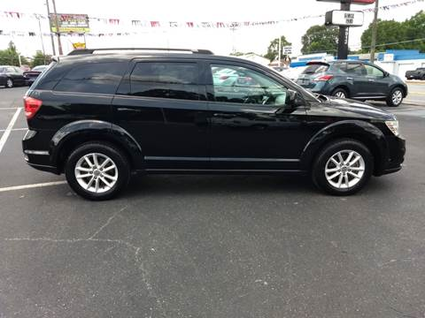 2015 Dodge Journey for sale at Kenny's Auto Sales Inc. in Lowell NC