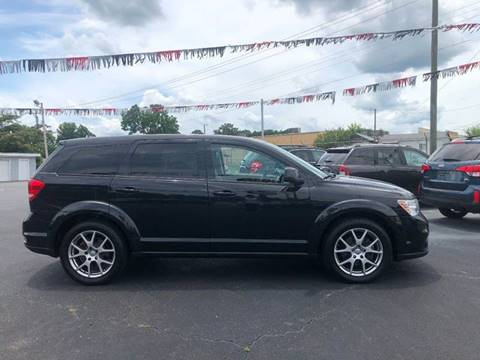 2013 Dodge Journey for sale at Kenny's Auto Sales Inc. in Lowell NC