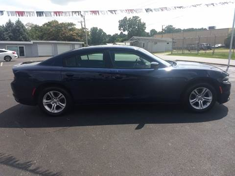 2015 Dodge Charger for sale at Kenny's Auto Sales Inc. in Lowell NC