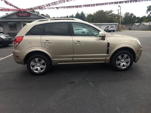 2008 Saturn Vue for sale at Kenny's Auto Sales Inc. in Lowell NC
