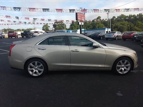 2014 Cadillac ATS for sale at Kenny's Auto Sales Inc. in Lowell NC