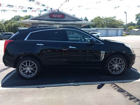 2014 Cadillac SRX for sale at Kenny's Auto Sales Inc. in Lowell NC