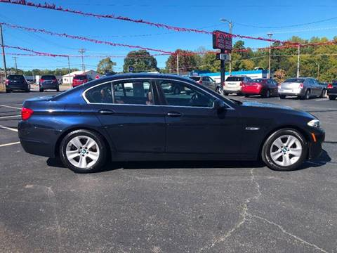 2013 BMW 5 Series for sale at Kenny's Auto Sales Inc. in Lowell NC