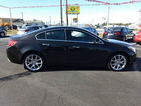 2013 Buick Regal for sale at Kenny's Auto Sales Inc. in Lowell NC