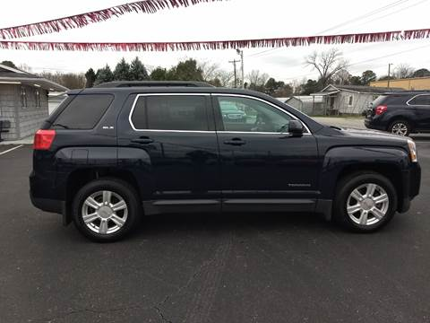 2015 GMC Terrain for sale at Kenny's Auto Sales Inc. in Lowell NC