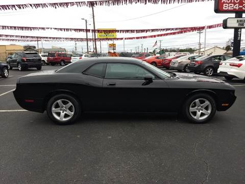2010 Dodge Challenger for sale at Kenny's Auto Sales Inc. in Lowell NC