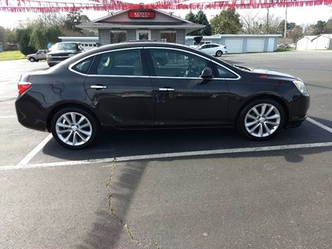 2014 Buick Verano for sale at Kenny's Auto Sales Inc. in Lowell NC