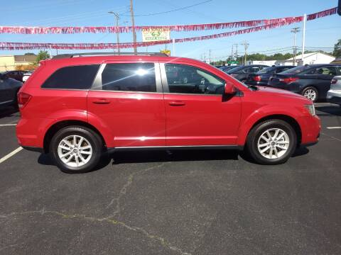 2016 Dodge Journey for sale at Kenny's Auto Sales Inc. in Lowell NC