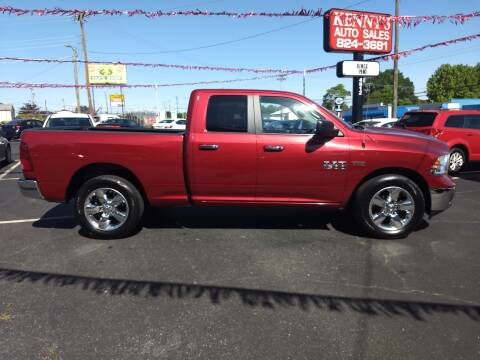 2015 RAM Ram Pickup 1500 for sale at Kenny's Auto Sales Inc. in Lowell NC