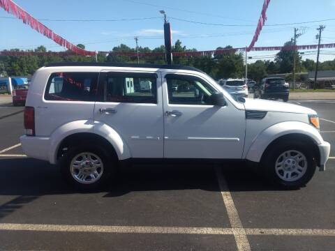 2011 Dodge Nitro for sale at Kenny's Auto Sales Inc. in Lowell NC