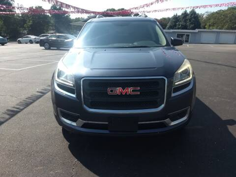 2013 GMC Acadia for sale at Kenny's Auto Sales Inc. in Lowell NC