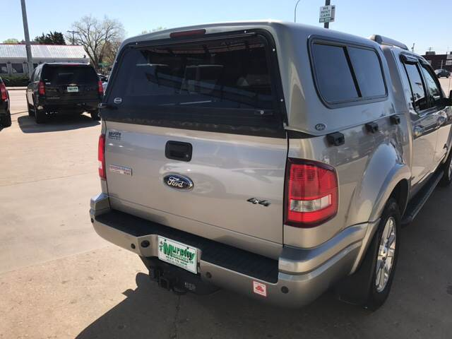 2008 Ford Explorer Sport Trac 4x4 Limited 4dr Crew Cab (V8) - Minot ND