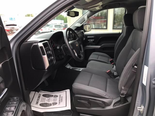 2015 Chevrolet Silverado 1500 4x4 LT 4dr Crew Cab 6.5 ft. SB - Minot ND
