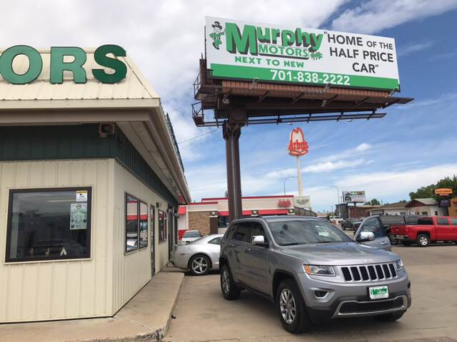 2016 Jeep Grand Cherokee 4x4 Limited 4dr SUV - Minot ND